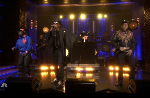 A Tribe Called Quest Performs 'Can I Kick It' Live On Fallon! (Video)