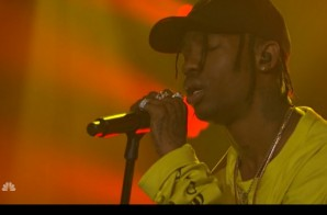 Travis $cott Performs 'Antidote' & 'Pray 4 Love' On Late Night With Seth Meyers! (Video)
