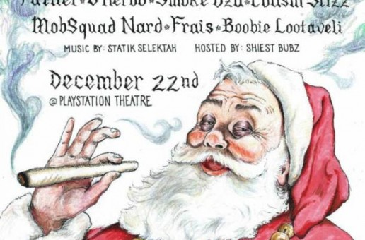 The Smokers Club Announce NYC Holiday Show w/ Joey Bada$$, Father, Smoke DZA & More!