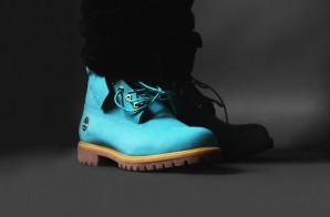 "Wale Hooks Up With VILLA & Timberland For Special Edition ""6 Boot, 'The Gift Box'!"