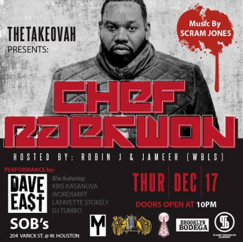 12376463_1716936385206956_4156240105913308110_n-500x498 Raekwon & Dave East At SOB's (NYC) Recap