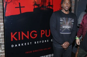 "Pusha T Announces ""Darkest Before Dawn"" North American Tour For 2016"