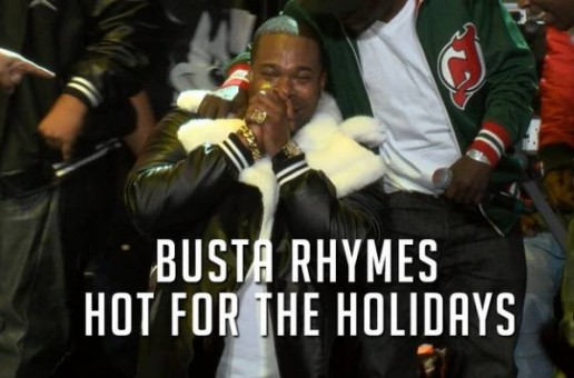 Hot 97's Hot For The Holidays w/ Busta Rhymes & Friends Recap!