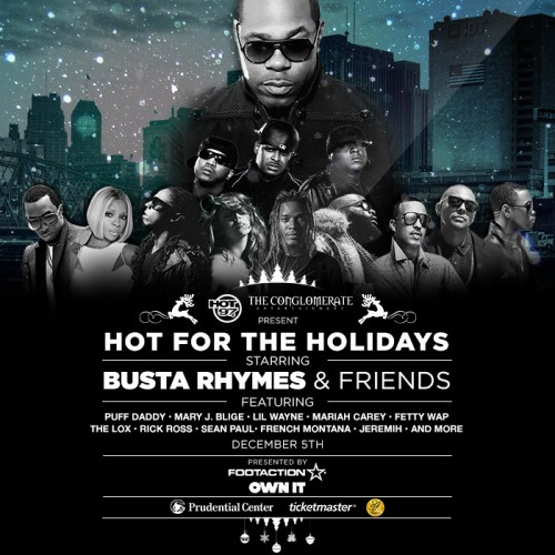 HFTH-FullLineUp-social-500x500 Hot 97's Laura Stylez Discusses Hot For The Holidays Concert!