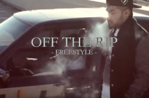 Prince Alexander – Off The Rip Freestyle (Video)
