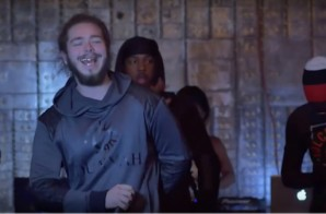 "Post Malone Performs ""White Iverson"" At Dunyah's Private Fashion Show (Video)"