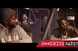 Linen Talks 'Rags 2 Riches' With DJ Scream (Video)