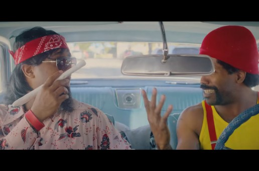 Tech N9ne – Blunt & A Ho Ft. MURS & Ubiquitous (Video)