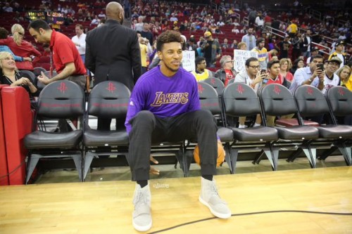Swag-P-500x333 Swaggy 3 Stripes: Lakers Star Nick Young Signs With Adidas