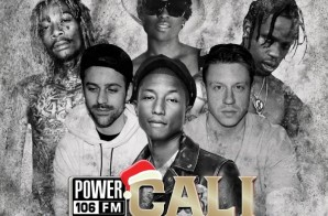 Chris Brown, Wiz Khalifa, Macklemore, Travis Scott, Dej Loaf & More Perform at Power 106's Cali Christmas (Video)