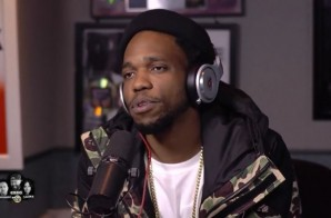 Curren$y Talks Meeting Master P As A Youngin', Hurricane Katrina, Canal Street Confidential Album & More On Ebro In The AM (Video)