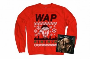 Get Your Holiday Fit Right With Fetty Wap's Ugly Christmas Sweater!