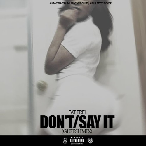 ft Fat Trel - Don't/Say It (Gleeshmix)