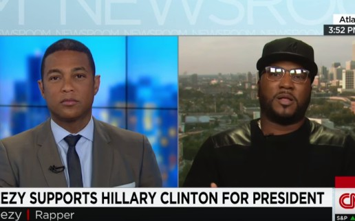 Jeezy Visits CNN To Talk Black Lives Matter Movement & More (Video)