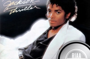 Michael Jackson's 'Thriller' Makes History Again By Becoming First Album To Go Platinum 30x!