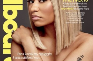 Nicki Minaj Graces The Cover Of Billboard!