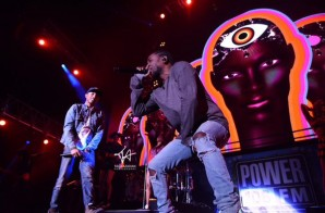 Pharrell Brings Out Kendrick Lamar At Power 106 LA's Cali Christmas Concert (Video)