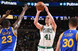 All They Do Is Win: Curry & Green Lead Golden State To (24-0) Defeating The Boston Celtics (124-119) (Video)