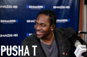 Pusha T – Sway In The Morning Freestyle (Video)