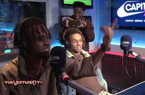 Rae Sremmurd Freestyle For 20 Minutes On Tim Westwood (Video)