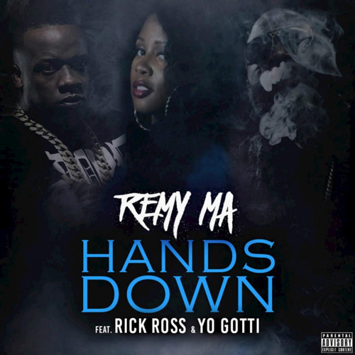 remy-ma-hands-down Remy Ma – Hands Down Ft. Rick Ross & Yo Gotti