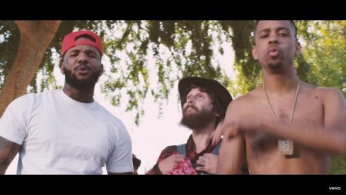 tg-500x282 The Game - My Flag/Da Homies Ft. Various Artists (Video)