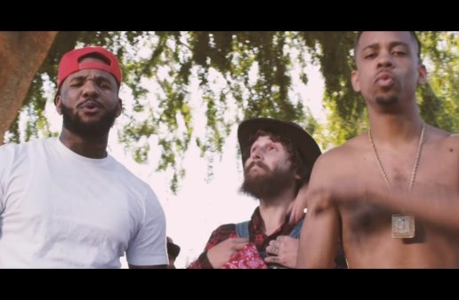The Game – My Flag/Da Homies Ft. Various Artists (Video)