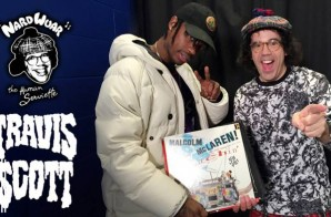 Nardwuar Interviews Travis $cott! (Video)