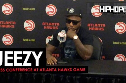 Jeezy Talks Kobe Bryant's Retirement Announce & Kobe's Life After The NBA, Coaching The Game & More With HHS1987 (Video)