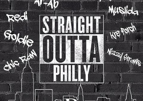 Born Legends Presents: Gillie x Garci x Ar-Ab x Chic Raw x Ms. Jade x Goldie x Redi & More – Straight Outta Philly