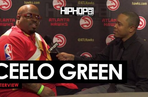 "Ceelo Green Talks His New Joint Venture With Sony Music, The Atlanta Hawks, His Upcoming ""Love Train"" Tour, Goodie Mob & More With HHS1987 (Video)"