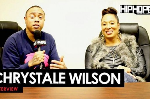 """Chrystale Wilson Talks """"From The Bottom Up"""", """"The Player's Club"""", Video Vixens & The Strip Club Culture & More With HHS1987 (Video)"""