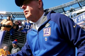 After 12 Years & Two Super Bowl Victories, New York Giants Head Coach Tom Coughlin Has Stepped Down