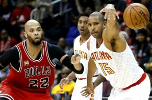 Flying High: Hawks All-Star Al Horford Drops A Season High 33 Points & Leads Atlanta Against The Bulls (Video)