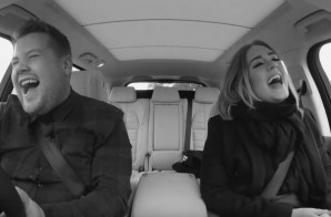 "Adele Raps Nicki Minaj's ""Monster"" Verse on ""The Late Late Show With James Corden (Video)"