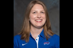 Changing With The Times: The Buffalo Bills Hire Kathryn Smith As The NFL's First Full-Time Female Assistant Coach