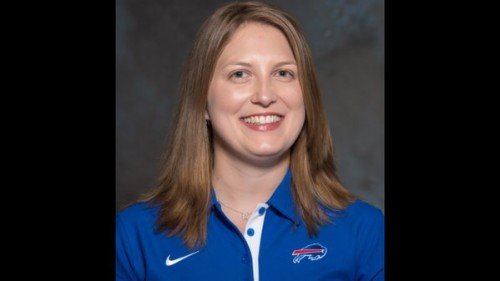 CZPOsZEXEAA7mHv-500x281 Changing With The Times: The Buffalo Bills Hire Kathryn Smith As The NFL's First Full-Time Female Assistant Coach