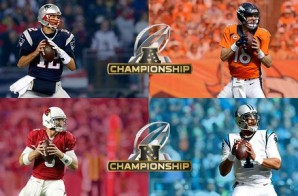 2016 NFL Championship Sunday: Patriots vs. Broncos & Cardinals vs. Panthers (Predictions)