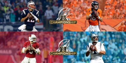 Cover-500x250 2016 NFL Championship Sunday: Patriots vs. Broncos & Cardinals vs. Panthers (Predictions)