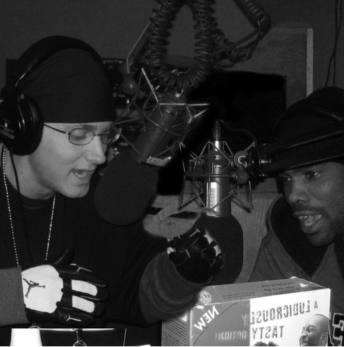 EminemProof Eminem & Proof's 1999 Unreleased (Full) Tim Westwood Freestyle