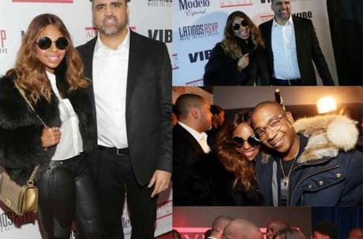 #ICYMI: Ja Rule & Ashanti Perform At Chris Gotti's Add Ventures Music Launch Party In NYC