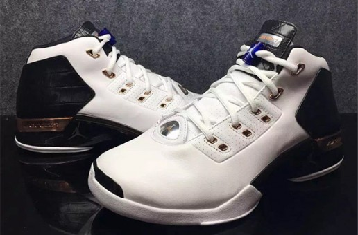 "Air Jordan 17 ""Copper"" (Photos & Release Info)"