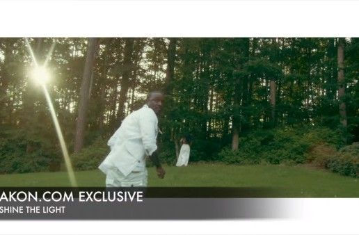 Akon – Shine The Light (Video)
