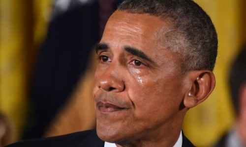 bo-500x300 President Barack Obama Gets Emotional While Delivering Speech On Gun Control! (Video)