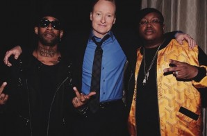 "Ty Dolla $ign x E-40 Perform ""Saved"" On Conan! (Video)"