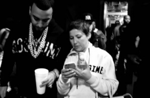 French Montana – Last Of The Real Ft. Zack (Video)