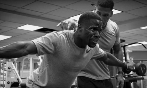 kevin-hart-500x300 Kevin Hart Connects With Nike For 'Inner Strength' Training + Debut's New Signature Nike's On Jimmie Kimmel! (Video)