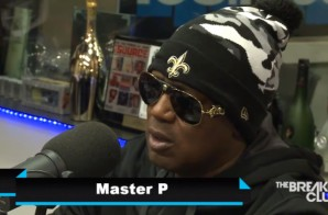 Master P Talks Working W/ Lil Wayne,How Lean Is Killing The Game & More On The Breakfast Club (Video)