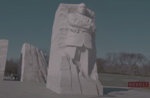 Revolt TV Presents: Kevin Sinatra, Lightshow & More Remember MLK Jr. At King Memorial In D.C. (Video)