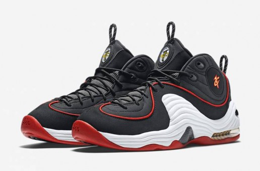 "Nike Air Penny 2 ""Miami Heat"" (Release Info & Photos)"
